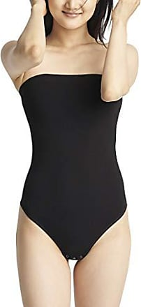 Yummie Woman/'s Black Madelyn Seamless Bodysuit Size S//M