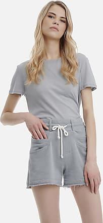 Sugarfree High waist cotton shorts