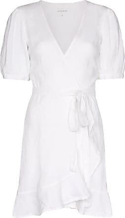 Honorine Vestido envelope Edie - Branco