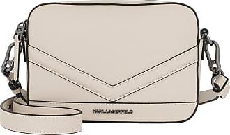 Karl Lagerfeld Mau Camera Bag Hazelwood Umhängetasche beige
