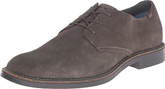 Skechers Coley Mens Lace-Up Shoes Grey Size: 6.5 UK