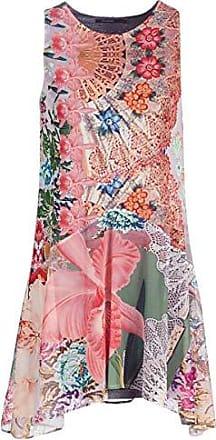 286995e016fa6b Desigual Lucille Kleider Damen Schwarz - M - Kurze Kleider