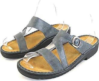 Naot Kahika schwarz Damen Schuhe Stiefeletten Echt Leder Wechselfußbett 16013
