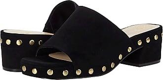 Vince Camuto Womens Haniya Heeled Sandal, Black, 3.5 UK
