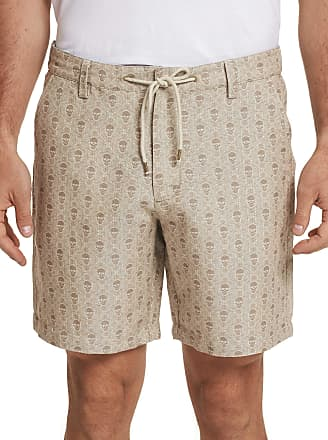 Robert Graham Mens Babson Shorts In Grey Size: 30W by Robert Graham