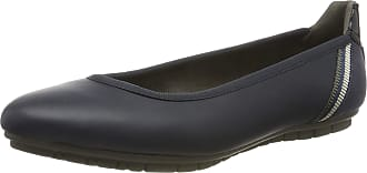 s.Oliver Womens 5-5-22119-23 Ballet Flats, Blue (Navy 805), 5.5 UK