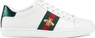 white gucci womens trainers