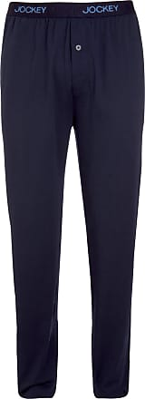 Jockey Knit Pant, Navy, Size M