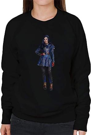 Disney Descendants Evie Classic Blue Costume Womens Sweatshirt