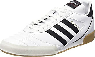 first rate 73033 4519d adidas Kaiser Goal, Chaussures de Football Homme, Blanc (Ftwr White Black)