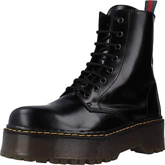 Yellow Women Womens Boots VIENA Black 5 UK