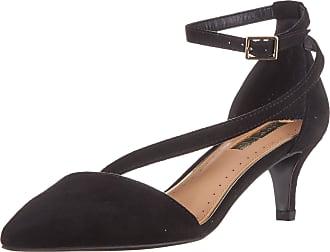 Kurt Geiger Womens Archer Closed-Toe Heels, Black (Black), 5 UK 38 EU
