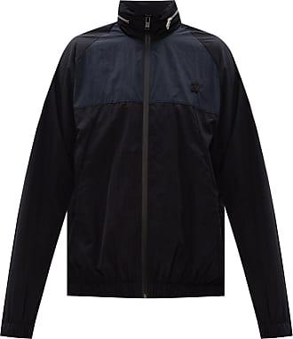 Zadig & Voltaire Jacket With Concealed Hood Mens Black