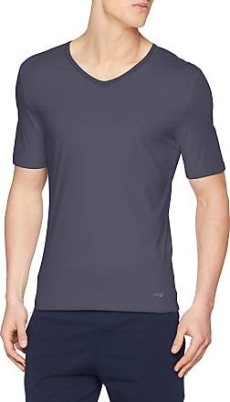 sloggi Mens Ever Fresh V-Neck Vest, Grey (Dark Grey 3284), XX-Large (Size: 8)