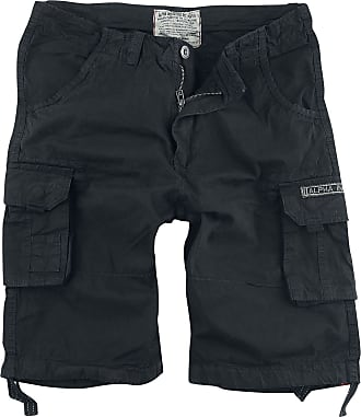 Alpha Industries Jet Short - Short - schwarz