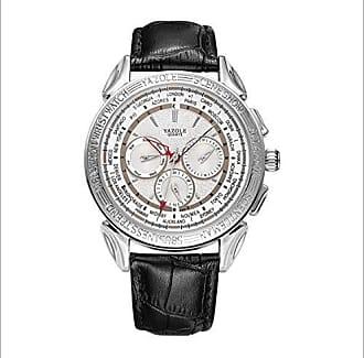 Yazole Relógio Grande Masculino Yazole D444 Social (2)