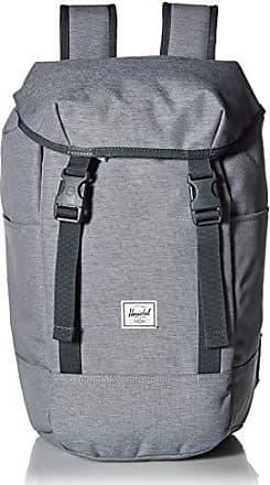 Herschel Iona Backpack, Mid Grey Crosshatch, One Size