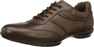 Lloyd Mens Armin Sneaker, Brown Cognac, 42 EU