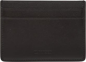 Jil Sander Card Holder With Logo Mens Black