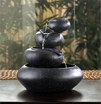Zingz & Thingz Zingz and Thingz Four-Tier Tabletop Fountain