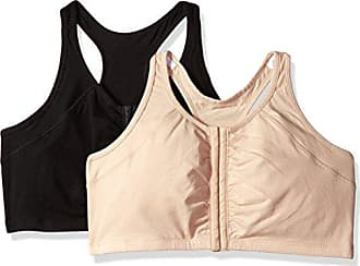 844d65784ba37 Fruit Of The Loom Womens Front Close Racerback (Pack of 2)
