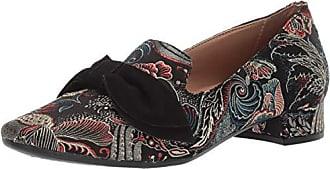 Aerosoles Womens Getaway Loafer Flat, Black Floral, 12 M US