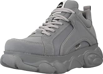 Buffalo Corin - Grey - Womens Sneakers (Numeric_9)