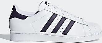 adidas Tênis Superstar Branco - Mulher