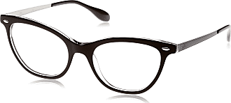 Ray-Ban Womens 0RX 5360 2034 52 Optical Frames, Black (Top Black On Transparente)