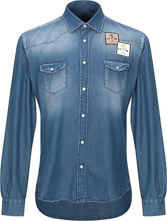 .., beaucoup DENIM - Jeanshemden auf YOOX.COM