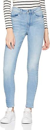 Jacqueline de Yong Womens JDYJONA Skinny HIGH NOOS DNM Jeans, Blue (Light Blue Denim Light Blue Denim), 25W x 30L