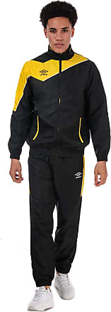 Umbro Mens Divider Outfit Black / Yellow - - XL