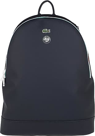 Lacoste Backpacks - Roland Garros Backpack Peacot Verdant Green - blue - Backpacks for ladies