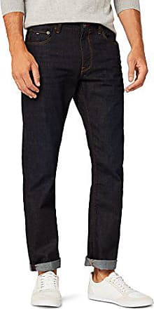 Tommy Hilfiger Mercer STR Atlanta Blue Jean Droit Homme