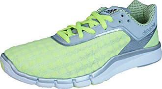 official photos 56ad0 9aa0e adidas Adipure 360.2 Damen Lauftrainer Schuhe-Yellow-36
