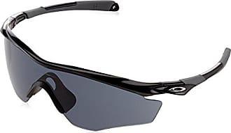 Oakley Mens M2 Frame XL OO9343-01 Shield Sunglasses, Polished Black, 145 mm