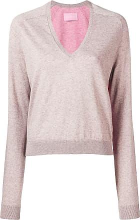 Zadig & Voltaire classic v-neck sweater - Neutrals