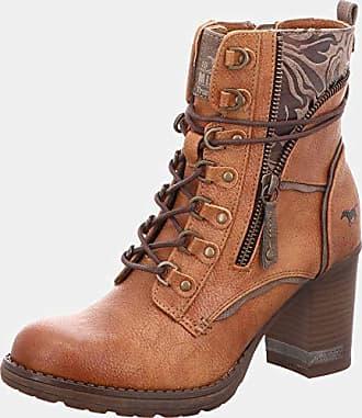 Mustang 2872 501 Chaussures Femmes Bottines Bottines