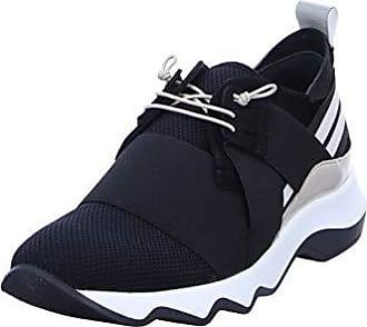 fa89c36330df65 Donna Carolina Damen Sneaker 39.763.067-007 schwarz 615150