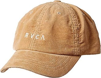 Rvca Juniors RADDADS Corduroy HAT, Clay, One Size
