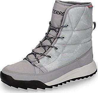 24078df71f1626 adidas Damen Terrex Choleah Padded Cp Trekking-   Wanderstiefel  (Gritre Negbas Gridos