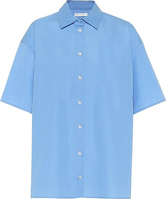 The Row Sissa cotton shirt