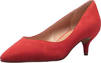 Franco Sarto Womens Donnie Pump, red Apple, 9.5 Medium US