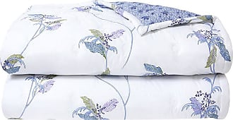 Yves Delorme Plumes Quilted Reversible Bedspread