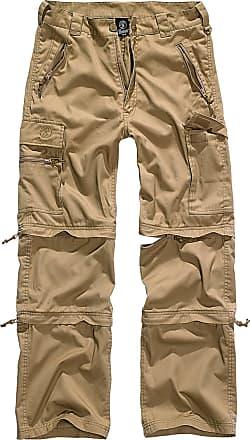 Brandit Mens Savannah Hiking Pants, Beige, XXL