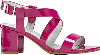 Bonprix Sandalette mit 6 cm Blockabsatz pink, bonprix