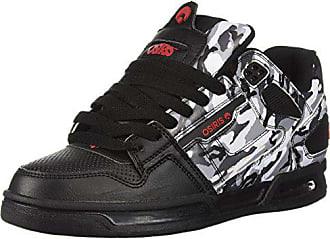 Osiris Skateboard Shoes Peril White//Black//Reflective