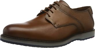 Lloyd Mens Kadan Extra-Weit Derbys, Brown (Cognac/Pacific 3), 11.5 UK