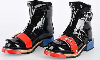 Alexander McQueen Boots with Buckle Größe 36