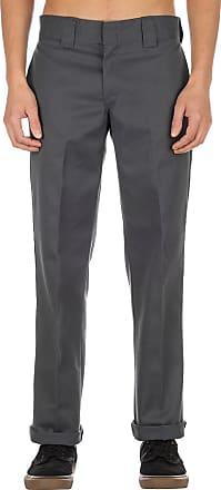 Dickies Slim Straight Work Pants charcoal grey